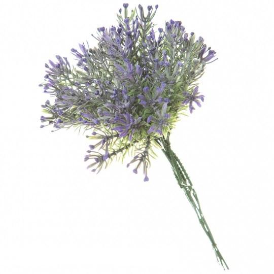 Искусственный цветок 21 см