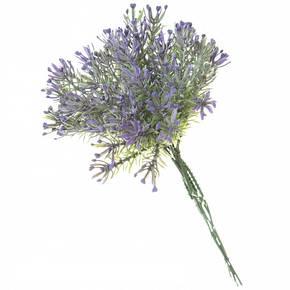 Искусственный цветок 21 см, фото 2