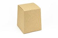 "Коробка ""Конфетная"" М0029-о3 крафт, размер: 130*130*160 мм"