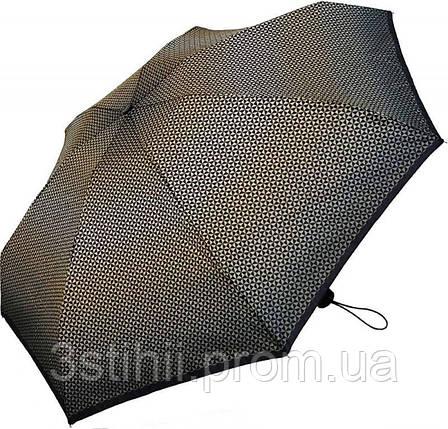 Зонт складной Doppler 710165DA-2 механический Бежевый, фото 2