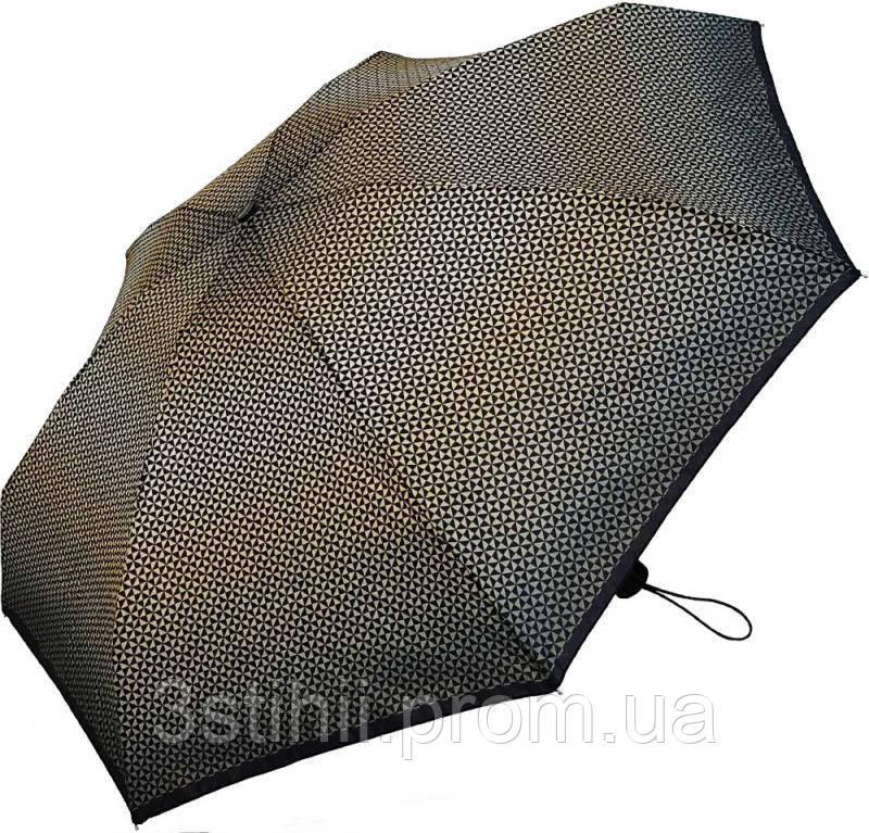 Зонт складной Doppler 710165DA-2 механический Бежевый