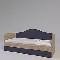 Кровать-диван Х-Скаут Х-10 графит мат