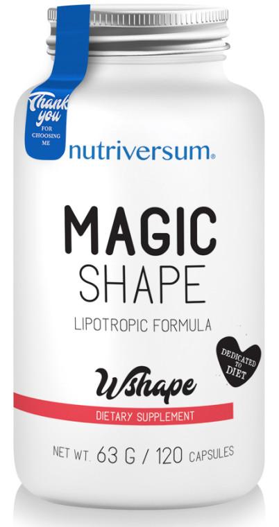 Жиросжигатель Nutriversum - Magic Shape (120 капсул)