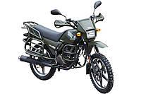 Мотоцикл Shineray XY 150 FORESTER Зелений, фото 1