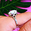 Серебряное кольцо с кахолонгом - Кольцо из серебра с кахолонгом, фото 8