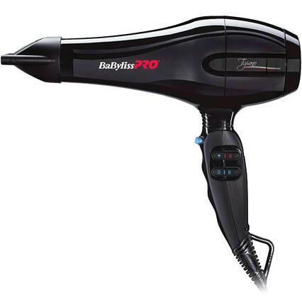 Фен для волос BaByliss PRO BAB6310RE Tiziano