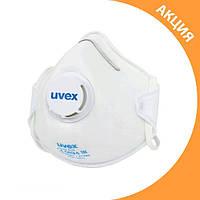 ☢️🛡Респираторная маска (Защитная маска)    Uvex 2110 FFP1 🛡☢️
