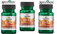 Swanson B12 500mg 60 tablets