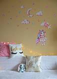 Виниловые наклейки в детскую комнату, фото 4