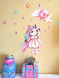 Виниловые наклейки в детскую комнату, фото 7