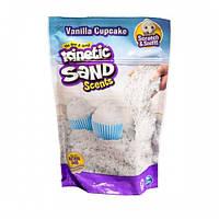Песок для детского творчества с ароматом - KINETIC SAND ВАНИЛЬНЫЙ КАПКЕЙК (71473V)