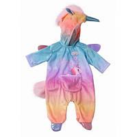 Одежда для куклы BABY BORN - РАДУЖНЫЙ ЕДИНОРОГ Zapf (828205)
