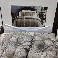 Оригинальное покрывало PEPPER HOME Турция Cleo 270*260 с подушками и наволочками цвет Змеиная кожа