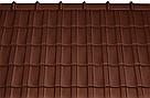 Керамическая черепица TONDACH Болеро коричневая ангоба, фото 2