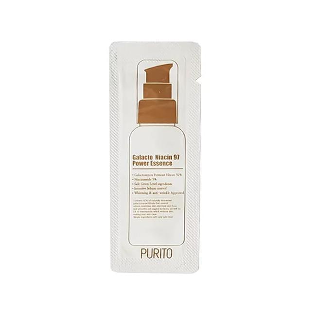 Пробник осветляющая антивозрастная эссенция Purito Galacto Niacin 97 Power Essence 1 ml