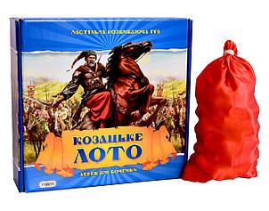 Настольная игра Strateg Казацкое Лото (341)