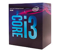 Процессор Intel Core i3-8100 (3.6GHz, 6MB, LGA1151) box