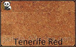 Пробковые панели (обои) Tenerife Red TM Wicanders 600*300*3 мм
