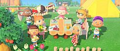 В Animal Crossing сыграли в свою версию музыкальных стульев, где победитель забирает 100 тыс. динь