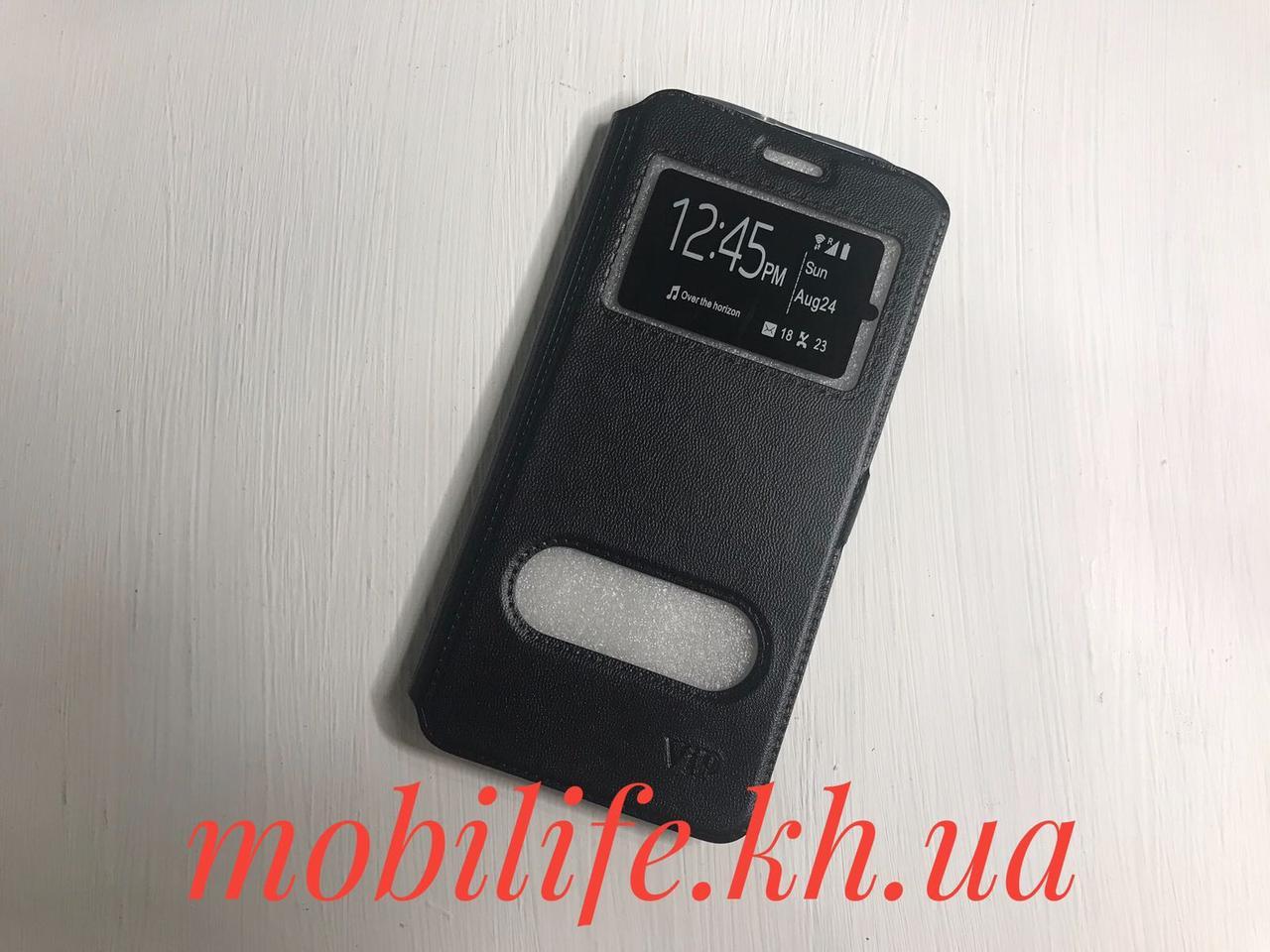 Чехол Книжка Samsung A50/A30S/A50S/ Черный