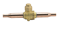 Запорный шаровой клапан GBC 6s / под пайку без клапана Шредера / Danfoss