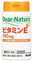 Витамин Е ASAHI Dear-Natura на 60 дней Япония