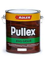 Матовая лазурь-пропитка для защиты древесины Pullex 3in1-Lasur