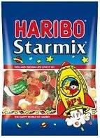 Жуйки Haribo starmix, 190г