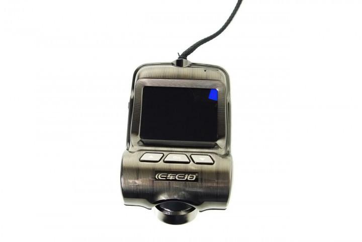 Видеорегистратор автомобильный DVR WI-FI V1 6743 с двумя камерами