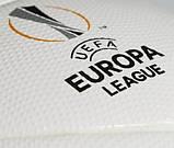 Мяч футбольный Adidas UEFA Europa League OMB AP1689 (размер 5), фото 3