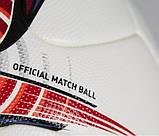 Мяч футбольный Adidas UEFA Europa League OMB AP1689 (размер 5), фото 4