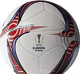 Мяч футбольный Adidas UEFA Europa League OMB AP1689 (размер 5), фото 2