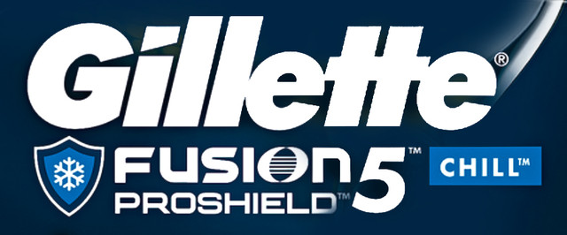 Gillette Fusion ProShield Chill 4 штуки