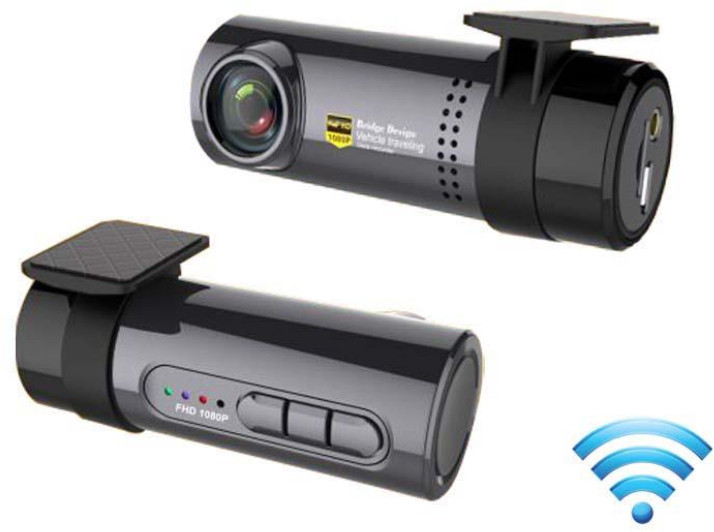 Видеорегистратор XoKo DVR-400 Wi-Fi