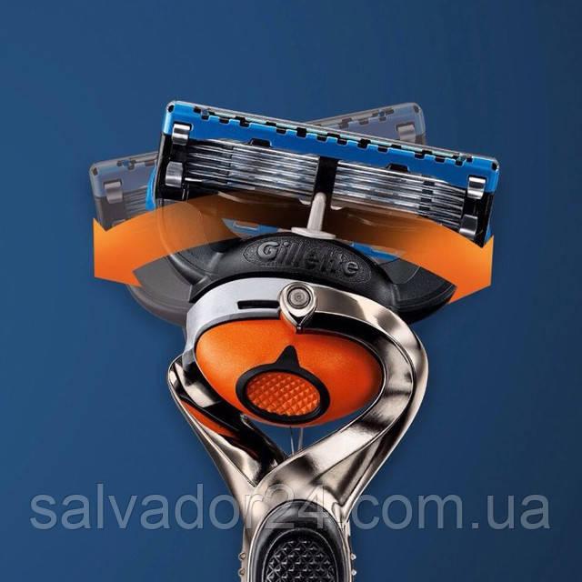 Бритвенный станок Gillette Fusion ProGlide with FlexBall Technology