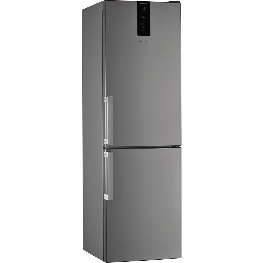 Холодильник с нижней морозилкой Whirlpool W9 821D OX H