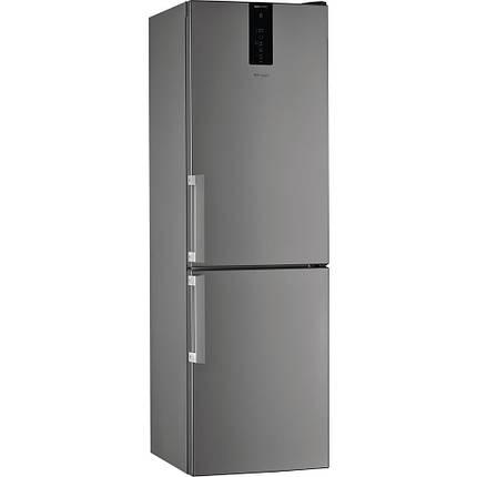 Холодильник с нижней морозилкой Whirlpool W9 821D OX H, фото 2