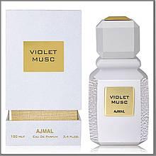 Ajmal Violet Musc парфюмированная вода 100 ml. (Аджмал Фиолетовый Мускус)