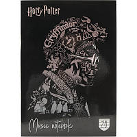 "Нотний зошит А4 20арк. ""Kite"" Harry Potter HP20-404-2, фото 1"