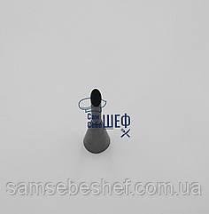 Насадка кондитерська для еклерів 0.8 см