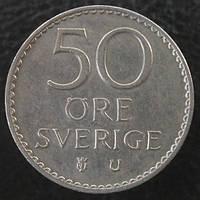 50 эре 1973 года