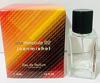 Парфюм унисекс Love Molecules 02 Jeanmishel 60 мл