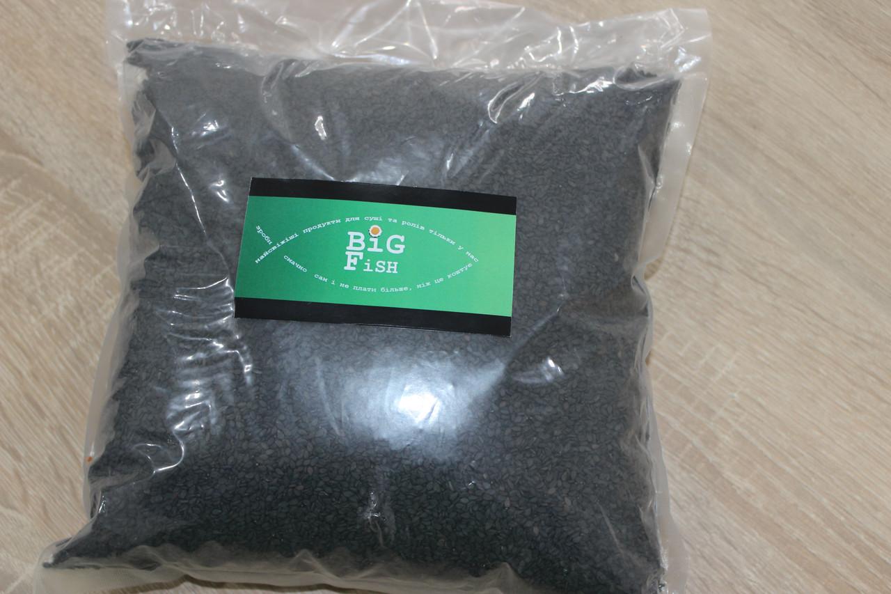 Кунжут черный жареный  1 кг