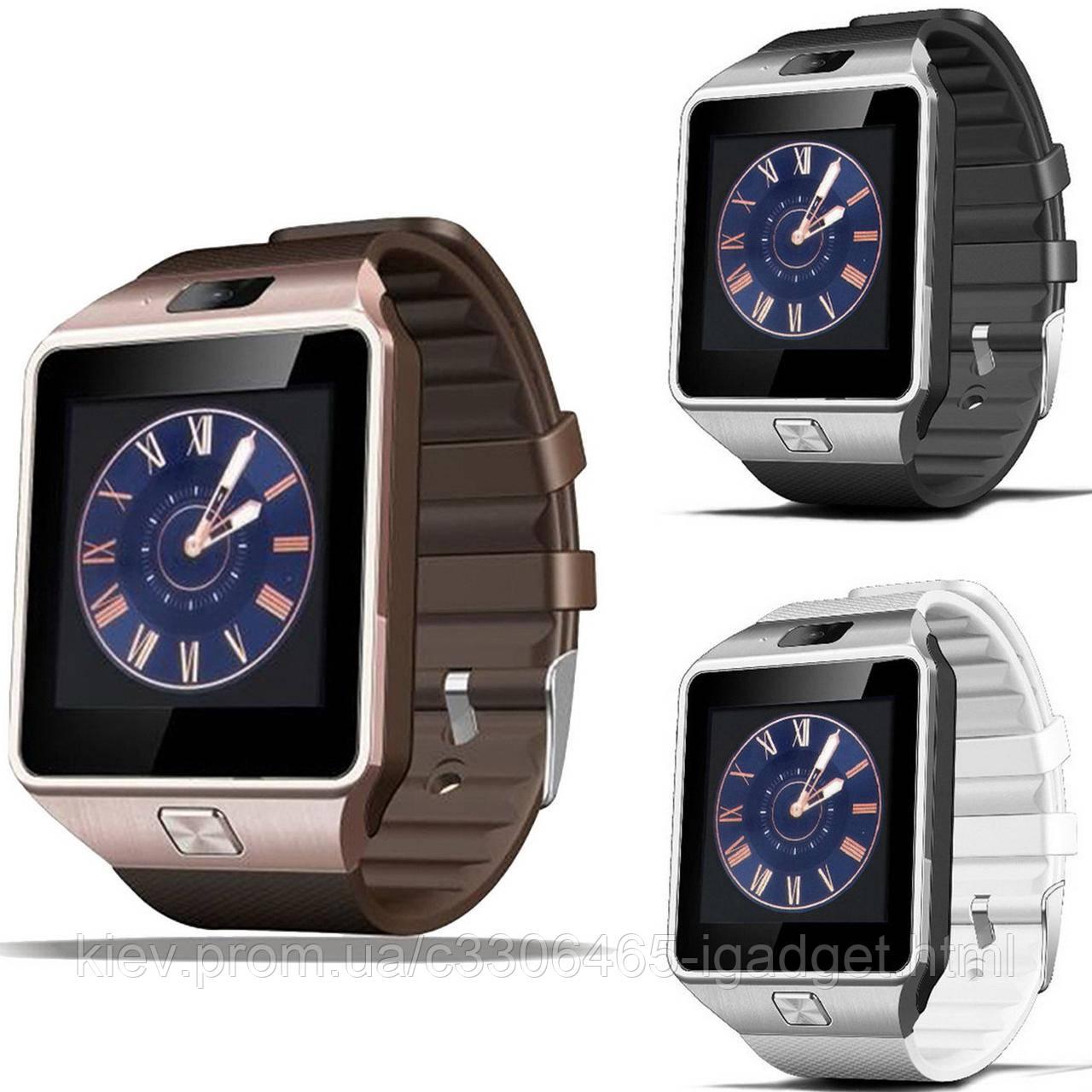 Смарт часы DZ09 (Разные цвета )