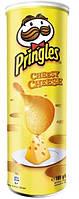 Чіпси Pringles Cheesy Cheese, 165 г