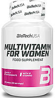 Biotech Multivitamin for Woman 60 tabl