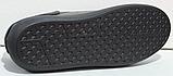 Кроссовки черные женские кожаные от производителя модель РИ110-4, фото 3