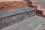 Стовпчик Рустик 600-150-150 оранжин Авеню Ковальська, фото 10