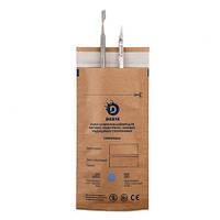 Набор крафт пакетов, коричневые 100*200 мм