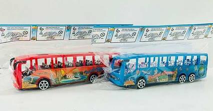 Автобус TQ 123-40 A (384/2) 2 вида, в кульке